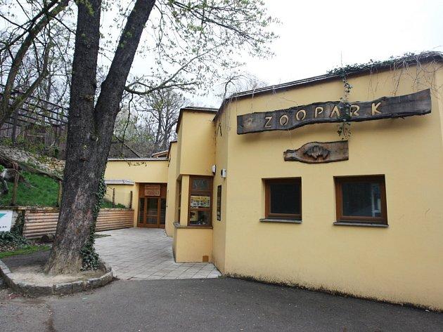 Podkrušnohorský zoopark v Chomutově.