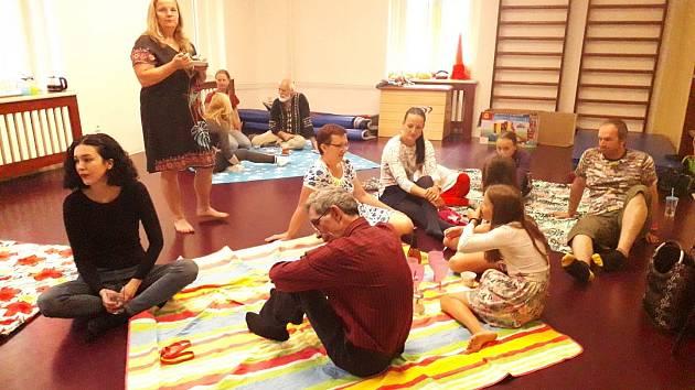 Pikniku v Kadani se zúčastnilo 21 lidí, akce se vydařila.