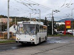 Tohle místo připraví Jirkovany o pohodlnou dopravu.