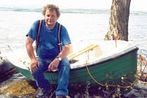 Pohřešovaný Jaroslav Horák.