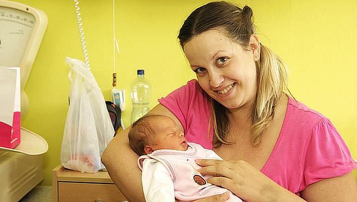 Zuzanka Macešková se narodila šťastné mamince Denise Maceškové z Chomutova. Na svět přišla v kadaňské nemocnici 20. září ve 12:11 hodin. Měřila 51cm a vážila 3,37kg.