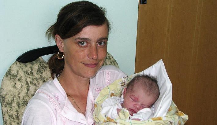 Terezka Svobodová se narodila mamince Simoně Svobodové z Vintířova u Kadaně 3. září ve 12:34 hodin. Měřila 45cm a vážila 3,05 kg.