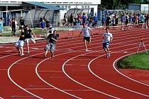 Atleti mají v Kadani nové zázemí.