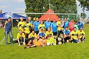 Oslavy ervěnického fotbalu
