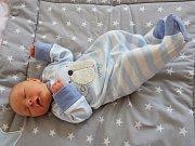 Libor Adam Slavík se narodil 2. září 2016 v 11.25 hodin rodičům Monice Bulanové a Liboru Slavíkovi z Kadaně. Vážil 3,75 kg a měřil 50 cm.