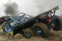 Truck trial v Milovicích.
