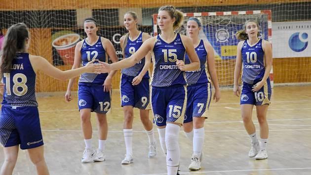 Chomutovské Levhartice čeká premiéra v nejvyšší soutěži.