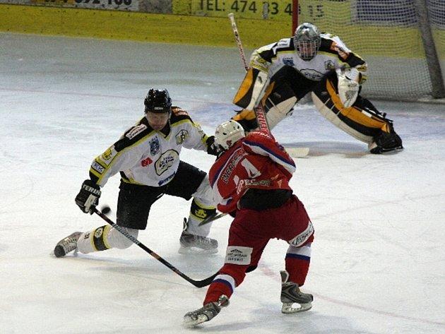Hokejisté SK Kadaň.