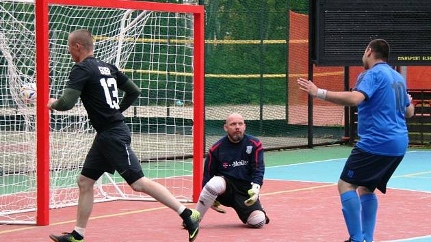 Poslední turnaj druhé letní futsalové ligy nabídl kvalitní podívanou.