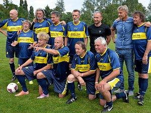 Den s fotbalem v Černovicích