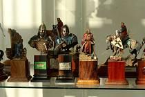 V Kadani se o víkendu představí figurkáři - muži se zvláštním koníčkem.