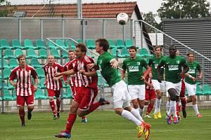 V domácím utkání na podzim 2013 Chomutov prohrál se Zápy 0 : 3.