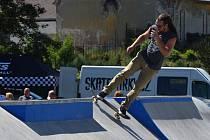 V Kadani prověřili nový skatepark.