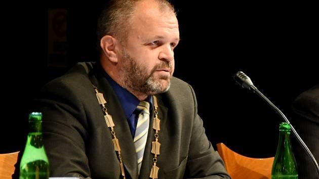 Starosta Kadaně Jiří Kulhánek