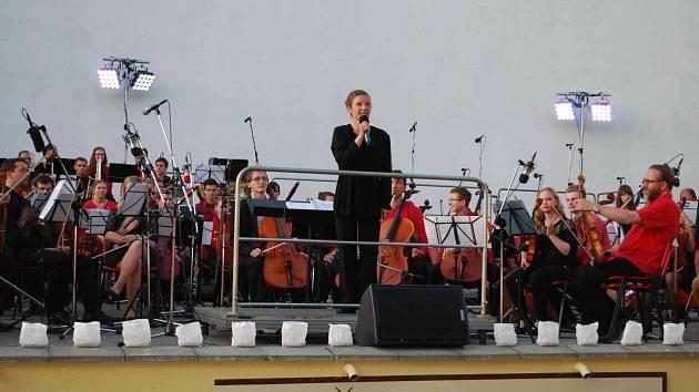 Letní filharmonie 2015.