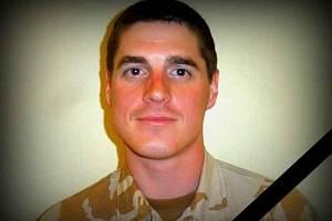 Rotmistr David Beneš, zabitý v Afghánistánu, pochází z Chomutova.