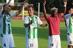 TJ Krupka - FC Chomutov 2:3 PK (1:1)