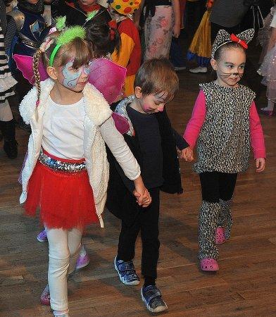 Dětský karneval vJirkově