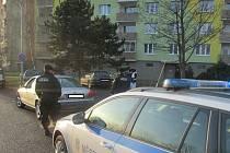 Strážníci kontrolovali řidiče, jenž měl zakázáno řízení.