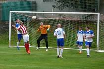 TJ VČSA Ervěnice - FK Duchcov 1:5 (1:3).