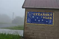 Sjezdovka v Horní Halži na Chomutovsku končí. Vlek, který tam desítky let sloužil lyžařům, musí být odstraněn.