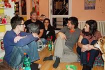 Mladí Jirkováci diskutovali o tom, jak vnímají sídliště.