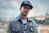 Otakar Petřina neboli Marpo, známý raper a zároveň bubeník skupiny Chinaski