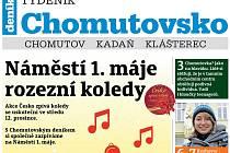 Týdeník Chomutovsko ze 4. prosince 2018