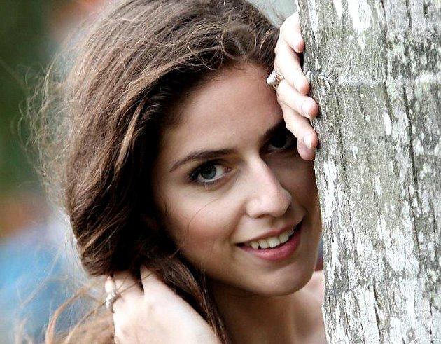 Anna Avakjanová, finalistka České Miss.