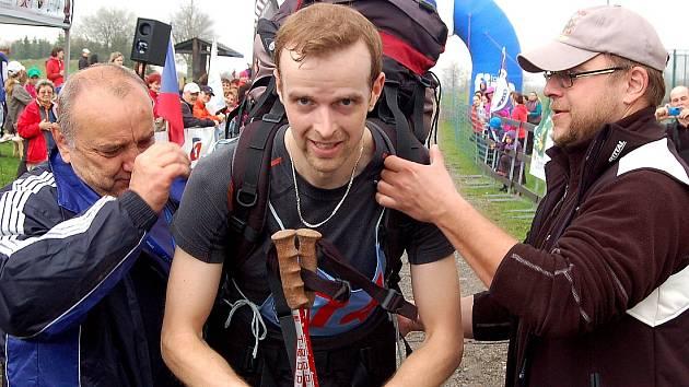 Sherpa Cup 2013. Vítěz Tomáš Ferenc.