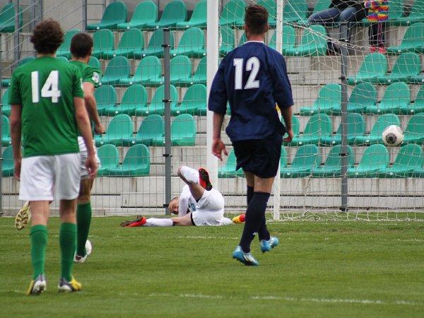 Inkasovaný gól Chomutova.