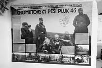 Základna Muzea čs. opevnění z let 1936 - 1938 Na Kočičáku bude expoziční.