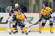 Závěr základní části hokejové extraligy je z pohledu Chomutova hodně dramatický. Zda si udrží naději na předkolo play off, ukáže už dnešní derby z Litvínovem.