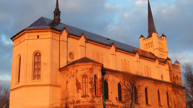 Kostel sv. Václava ve Výsluní