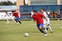 AFK LoKo Chomutov ( v červeném) - Sokol Údlice 11 : 0