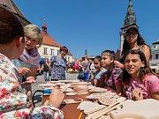 Krušnohorský regiofest v Chomutově