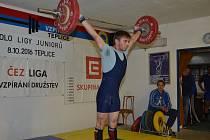 Jakub Drnec si v Teplicích vytvořil dva osobní rekordy.