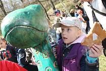 Dřevěný had byl v obležení.