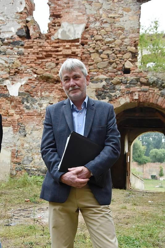 Velvyslanec Norského království v České republice Robert Kvile