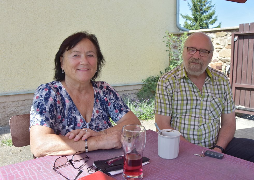 Jaroslava a Zdeněk Kejzlarovi.