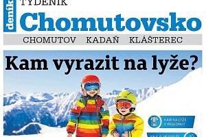Týdeník Chomutovsko z 15. ledna 2019