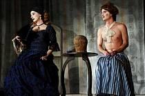 Snímek z jednoho představení loňského ročníku kláštereckých divadelních žní.