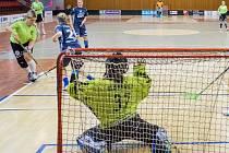 Florbalistky Chomutova v zeleném v prvním osmifinále první ligy zdolaly Kladno.