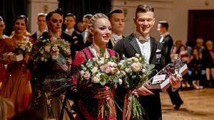 34. ročník Chomutovské Taneční gala