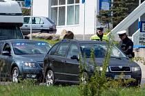 Policejní preventivní akce Speed marathon 19. dubna na Chomutovsku. Hlídky  se zaměřily na dodržování b1baae1d0c5