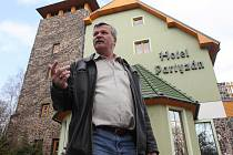Pro majitele Františka Donáta je Partyzán srdeční záležitostí.