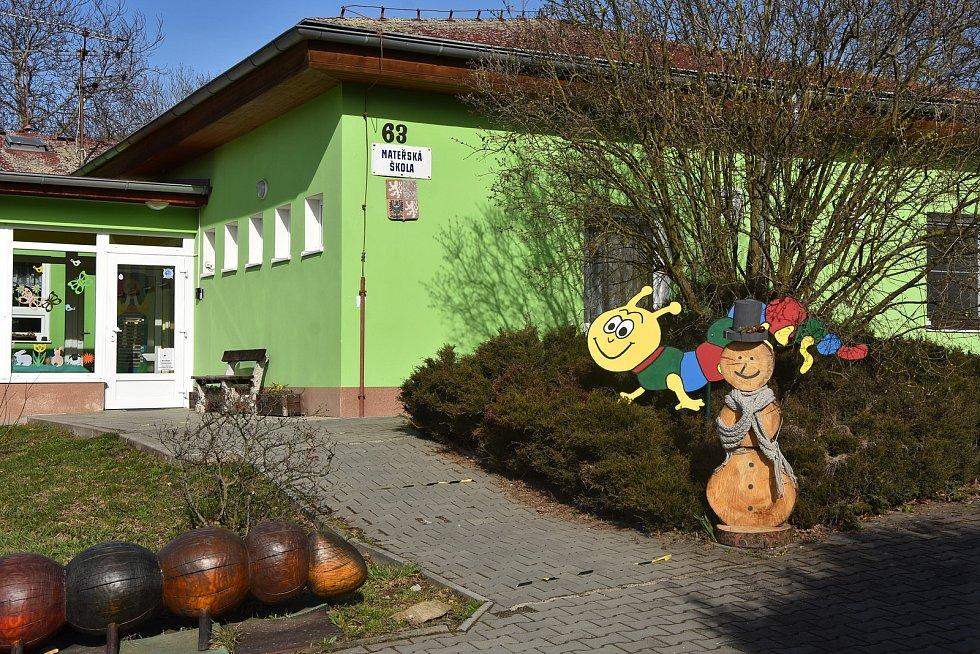 Školka v Zelené - Málkově.