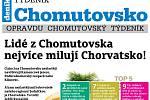 Týdeník Chomutovsko z 10. července 2018