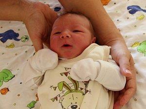 Filip Hejda se narodil mamince Šárce Hejdové a tatínkovi Jiřímu Hejdovi z Milostína 10. 10. 2018 v 6.42 hodin. Měřil 50 cm a vážil 3,85 kg.