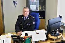 Ředitel chomutovské policie Radek Houška.